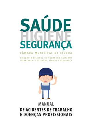Manual de Acidentes, Higiene e Seguran�a